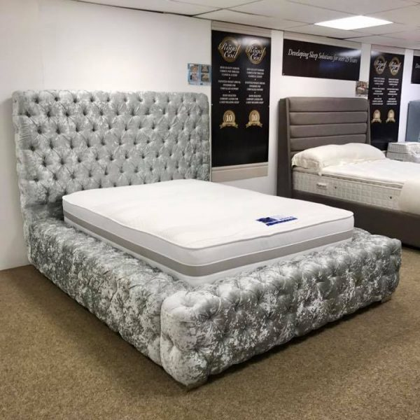 Superior Bed Frame The Furniture Superstore